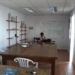 Salón de estudios 014