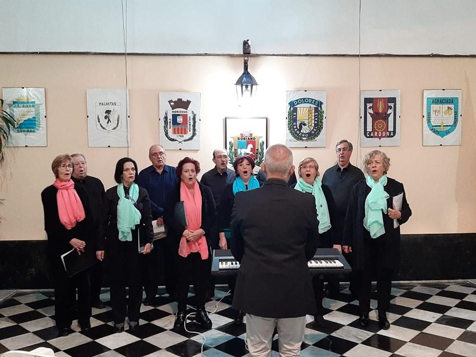 coro del club
